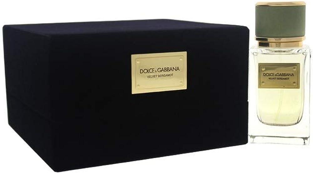 Dolce & gabbana eau de parfum  velvet bergamot 50.0 ml per uomo 10006079