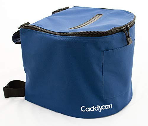 Caddycan Portable Multi-Purpose Weather Resistant Utility Boating and Camping Storage Bag, Marine Blue