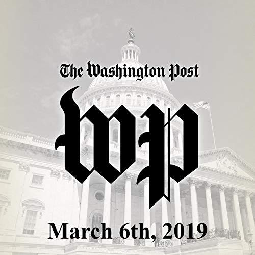 March 6, 2019                   著者:                                                                                                                                 The Washington Post                               ナレーター:                                                                                                                                 Kristi Burns                      再生時間: 50 分     レビューはまだありません。     総合評価 0.0