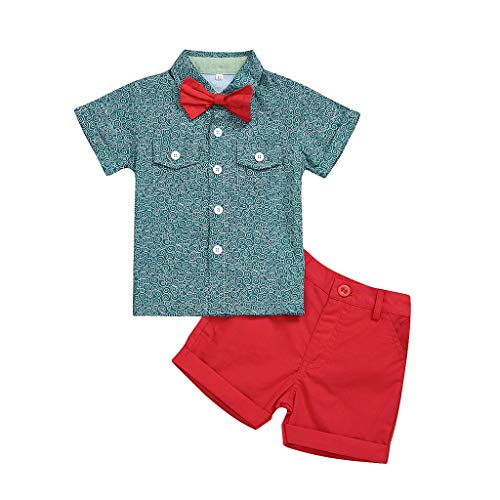 Conjunto de ropa para niños de 0 a 5 años, de manga larga para niños pequeños, azul, 2-3 Años