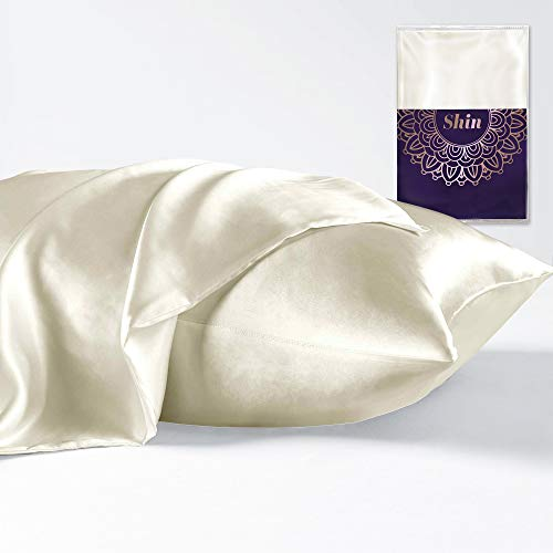 Hyde Lane Pure 25 Momme Silk Pillow…