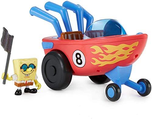 Fisher-Price Imaginext SpongeBob SquarePants Speed Boat,Multi