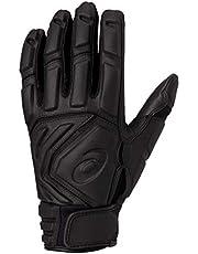 アシックス 野球 バッティンググローブ 両手用 手袋 ゴールドステージ バッティング・走塁兼用手袋