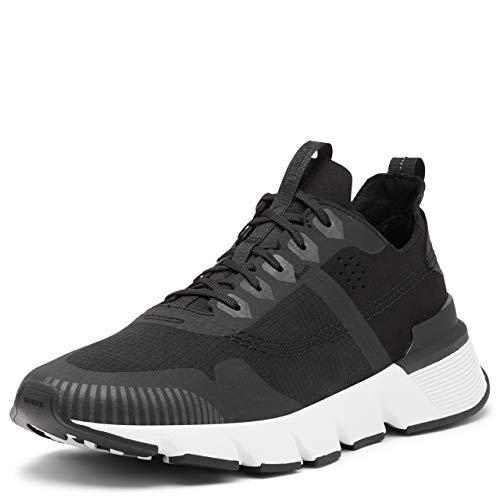 Sorel Men's Kinetic Rush Ripstop Sneaker - Black, Black - Size 9