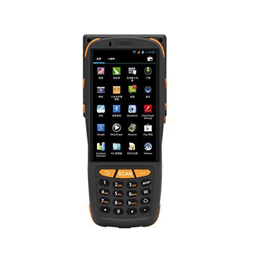 UHF Handheld Android 5,1 POS Terminal, support 2D code à barres de numérisation avec écran tactile 4G WiFi BT pour livraison entrepôt gestion expédition