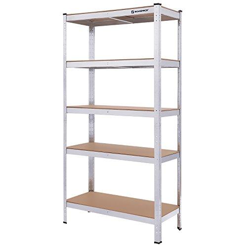180 x 90 x 40 cm AR K1PP040B4BB01 Bookcase Kit British 40