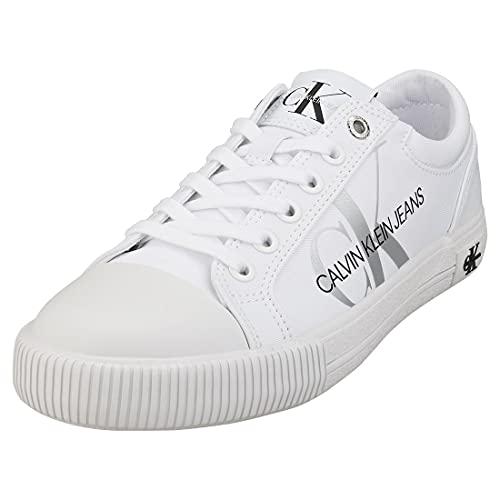 Calvin Klein Vulcanized Sneaker PES Mujeres Zapatillas Casual