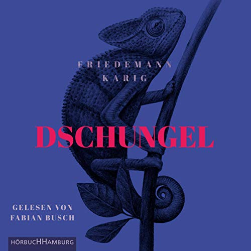Dschungel audiobook cover art