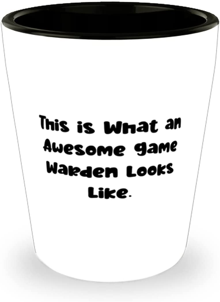Beautiful Indefinitely Game warden Sales for sale This is an What Warden Awesome Looks