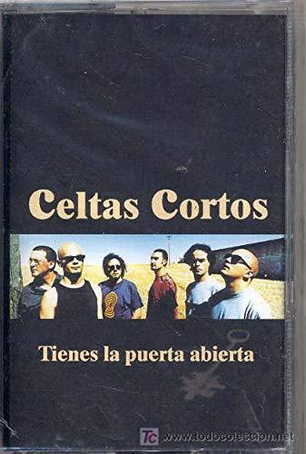 CELTAS CORTOS -TIENES LA PUERTA ABIERTA - CASETE NUEVO Y PRECINTADO -ÉXITOS IMPRESCINDIBLES-NO DISPONIBLE EN TIENDAS-DESCATALOGADO