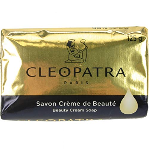 Cleopatra Beauty Cream Seife Packung mit 3 (3x125g)