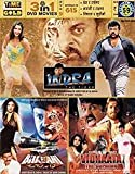 Indra The Tiger (2003) Country: India Language: Hindi Year: 2003 Color/BW: COLOR Category: Feature Film Genre: Drama, Obscure, Thriller Cast: Chiranjeevi, Sonali Bendre, Aarti Agarwal Director: B Gopal Music Director: Mani Sharma Bhavani The Tiger (2...