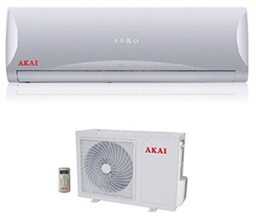 Akai MISTRAL12100 sistema de - Aire acondicionado (A++, A+, 40 dB, Montar en la pared, 78,4 cm, 27,9 cm)