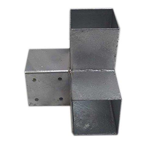 Holzverbinder Eckmodell für Balken 90x90 Pfostenecke Pfostenverbinder von Gartenpirat®