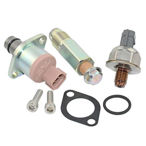 Válvula de Control de succión de presión, válvula de Control de succión de solenoide de Bomba de Combustible SCV Ajuste