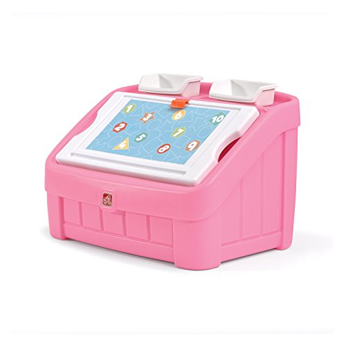 Step2 2 n 1 Toy Box - Pink
