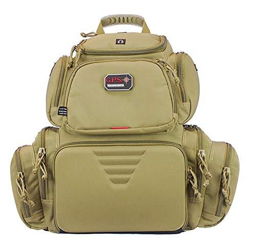 G Outdoors G.P.S. Handgunner Rucksack, Unisex, Handgunner Rucksack, 4008304-SSI, hautfarben, Nicht zutreffend