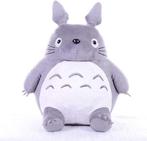 WellingA Linda Mi Vecino Totoro Hayao Miyazaki de Juguete de Felpa Animales de la muñeca Suave Almohadilla del Juguete for los niños Regalo de la Muchacha y la decoración del hogar de cumpleaños,45CM
