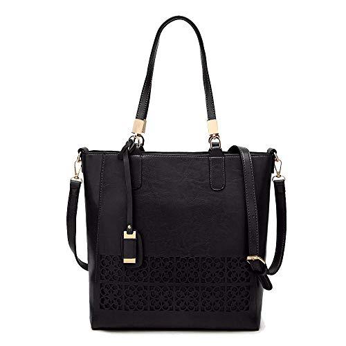 Multifunctionele grote boodschappentas hobos tas met kwast, stijlvolle dameshandtas, laptoptas schouders, elegante schoudertas