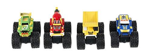 Tonka Die Cast vehículos juguete surtido (Pack de 4)