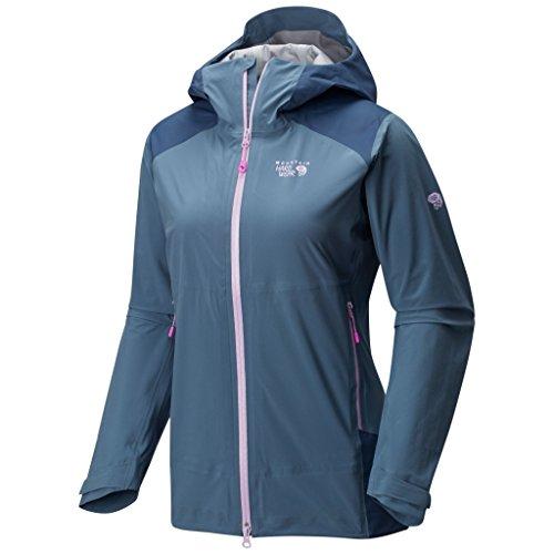 Mountain Hardwear Giacca Torzonic Blu Grigio M