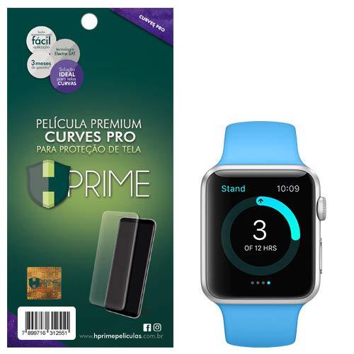 Pelicula Curves Pro para Apple Watch 42mm - Series 1/2/3, HPrime, Película Protetora de Tela para Celular, Transparente