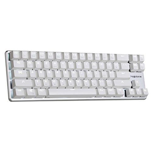 Qisan Gaming Keyboard Mechanical Wired...