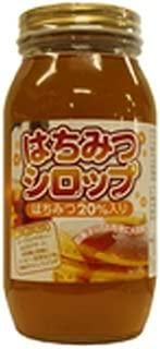 梅屋ハネー はちみつシロップ (瓶) 1000g