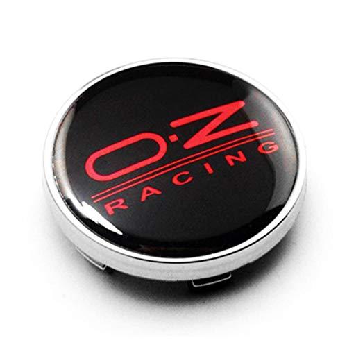 Para Honda SKODA BMW Benz Universal cubiertas centrales cubo rueda universales,cubiertas emblema insignia tapa cubo llanta rueda coche,accesorios diseño coche 4 piezas
