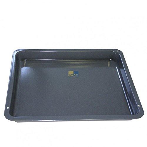 Electrolux AEG IKEA Juno Fettpfanne Backblech tief emailliert 425x360x43 mm Backofen Herd 387028820 3870288200