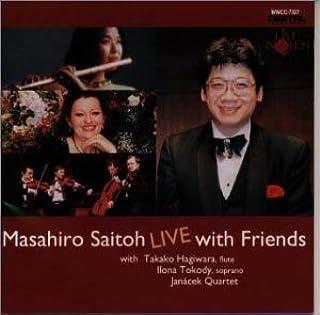Masahiro Saitoh LIVE with Friend