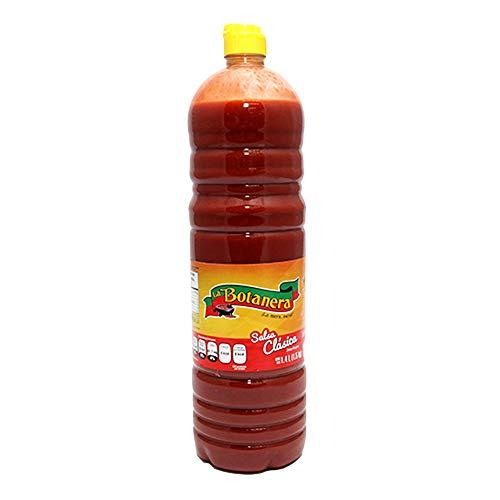 Botanera Salsa Picante, Amarilla 1.5 kg