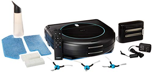 HOBOT LEGEE-669 Vacuum-Mop Robot for Floor, Automatic Robot for Wet or Dry Floor Cleaning with...
