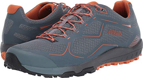 Asolo Flyer Hiking Shoe - Men's Goblin Blue, 10.5