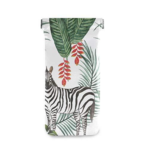 Estuche Multiuso para gafas de sol Flamingo Animal Tropical Goggles Bolsa Anteojos Bolsa Portátil Lindo