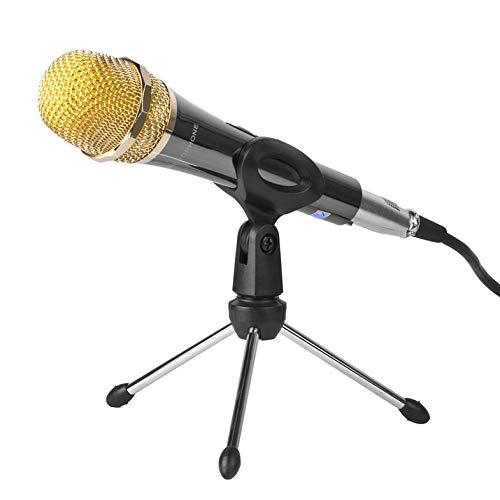 Soporte de micrófono de alta calidad 1 piezas Universal Studio Sound Recording Mic Micrófono Shock Mount Clip Holder Envío gratis - Negro