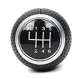 Viviance 6 Perilla De Velocidad De Cambio De Marchas para Audi A4 B6 B7 B8 A6 S4 8K A5 8T Q5 8R S Line Ibiza 6J Seat Leon Mk1 Passat Golf MK4