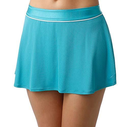 NIKE Falda Court Dry NS para Mujer, Mujer, Falda, 939318,...