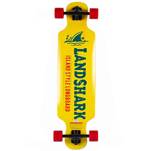 Landshark Island Style Longboard Skateboard