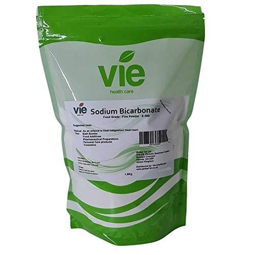 VIE Healthcare Bicarbonato De Sodio De Soda 1860 g