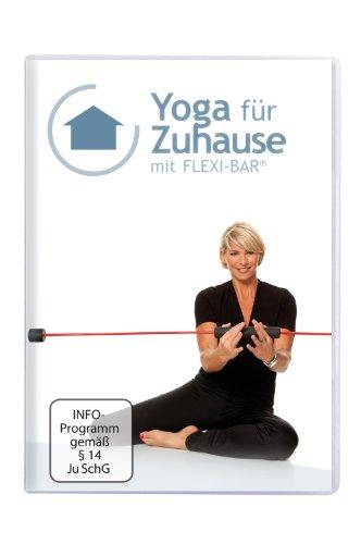 FLEXI-BAR® DVD Yoga für Zuhause, mehrfarbig, 1755