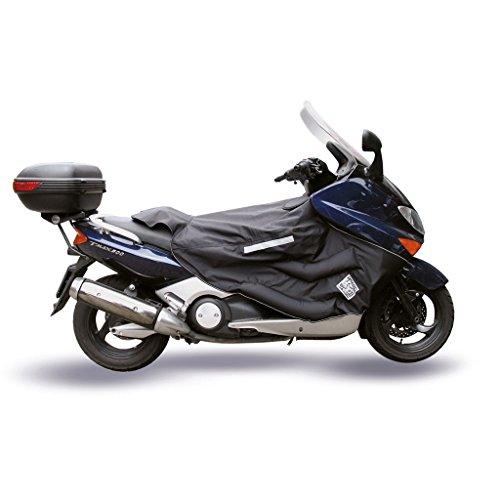 Tablier de protection Tucano Termoscud R033, Tablier de protection conducteur, pluie, LegCover pour Yamaha Tmax 500 SJ06