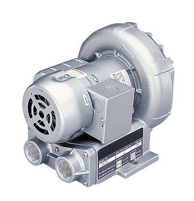 Gast R7100A-3 Regenerative Blower, Three Phase; 355 cfm at 50 Hz, 420 cfm at 60 Hz