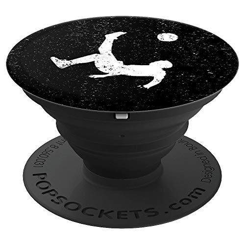 Fussball - PopSockets Ausziehbarer Sockel und Griff für Smartphones und Tablets