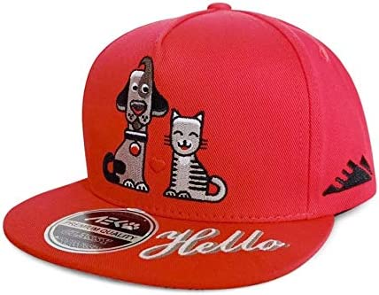 Dog Cat Kid Hats (5-13 Years Old) - One Size