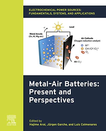 Electrochemical Power Sources: Fundamentals, Systems, and Applications: Metal–Air Batteries: Present and Perspectives (English Edition)