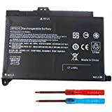 BP02XL 849909-850 Laptop Battery Compatible with HP Pavilion PC 15 Series 15-AU000 15-AU010WM 15-AU018WM 15-AW000 15-AU123CL 15-AW053NR Series HSTNN-UB7B HSTNN-LB7H 849569-421 849569-542 849909-855