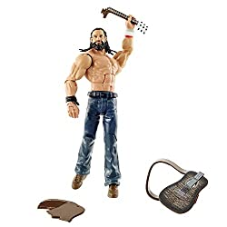 ​Get ready for the ultimate wreck-a-thon with WWE Wrekkin' action figures ​Approximately 6-inches in size, each Wrekkin' action figure has a distinct action move like slamming, punching or kicking that is activated by pull-back motion. ​Each action f...