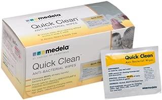 Medela Quick Clean Wipes - 40-pk.