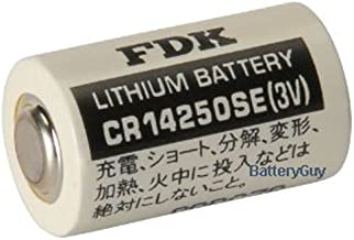 Lithium Battery 3v 850mah | CR14250SE